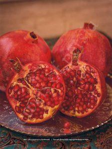 Pomegranate Jewels. So pretty!